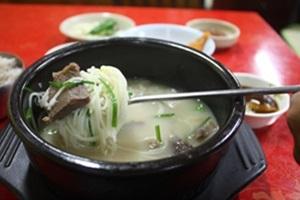 소머리국밥,경기도 광주시,지역음식