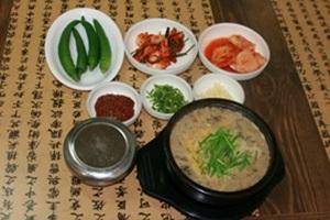 추어탕,경기도 구리시,지역음식