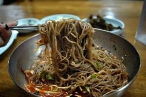메밀국수,경기도 양주시,지역음식