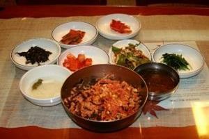 산채백반,국내여행,음식정보