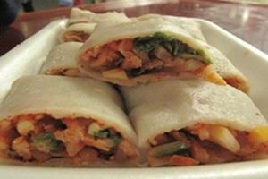 홍천 메밀총떡,강원도 홍천군,지역음식