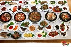 내장산 산채정식,전라북도 정읍시,지역음식