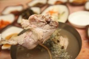 토종닭요리,전라북도 진안군,지역음식