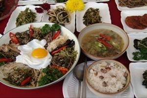 산채비빔밥,국내여행,음식정보