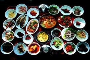 한정식,국내여행,음식정보