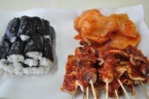 ★충무김밥,국내여행,음식정보