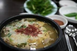 한우국밥,경상남도 함안군,지역음식