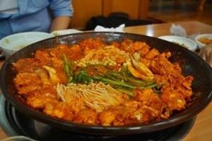 복어불고기,경상북도 경산시,지역음식
