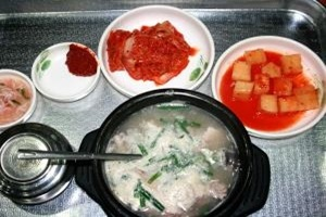 순대국밥,경상북도 예천군,지역음식