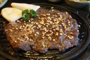 속계 바싹불고기,경상북도 청도군,지역음식