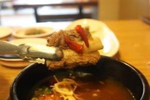 매운한우요리,경상북도 청도군,지역음식