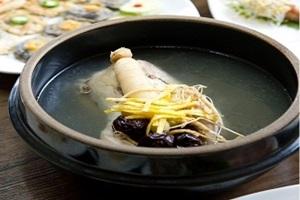 삼계탕,충청남도 금산군,지역음식