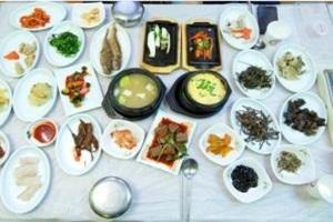 한정식,충청남도 청양군,지역음식