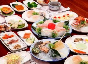 해산물 한정식,국내여행,음식정보