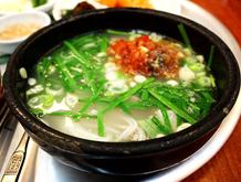 밀양을 대표하는 돼지국밥
