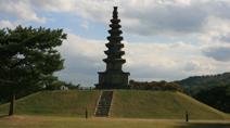 자라나는 석탑