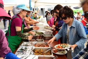대하리곤드레축제,국내여행,음식정보
