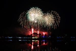 자라섬 불꽃축제,국내여행,음식정보