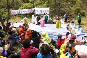 비음산 진례산성 철쭉제,경상남도 창원시,지역축제,축제정보