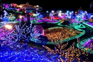 허브아일랜드 불빛동화축제,경기도 포천시,지역축제,축제정보