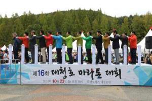 청원생명쌀 대청호마라톤대회,충청북도 청주시,지역축제,축제정보