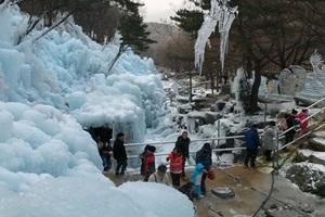비슬산얼음축제,대구광역시 달성군,지역축제,축제정보