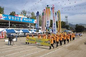 달성군민체육대회,대구광역시 달성군,지역축제,축제정보