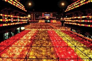 삼광사연등축제,국내여행,음식정보