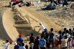 해운대모래축제,국내여행,음식정보