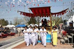 강진전라병영성축제,전라남도 강진군,지역축제,축제정보