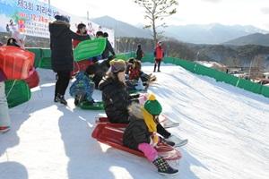 지리산 남원 바래봉 눈꽃축제,전라북도 남원시,지역축제,축제정보