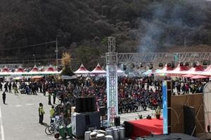 진안고원 운장산고로쇠축제,전라북도 진안군,지역축제,축제정보