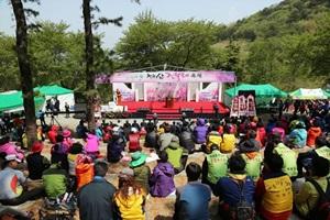 천주산진달래축제,경상남도 창원시,지역축제,축제정보