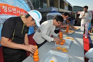 청도반시축제,경상북도 청도군,지역축제,축제정보