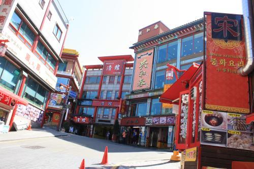인천의 대표명소가 다 모여 있는 인천 중구 당일코스 1,인천광역시 중구