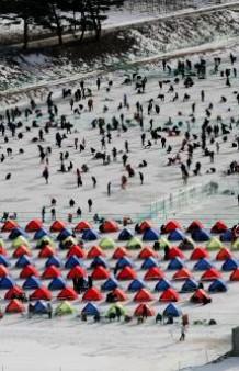 동계올림픽, 이곳에서