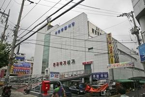 서면 종합시장,부산광역시 부산진구,전통시장,재래시장