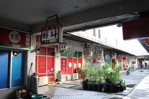 현대상가시장,충청남도 보령시,전통시장,재래시장