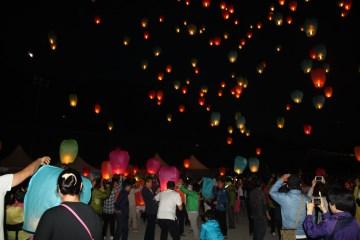 올해 생거진천 농다리 축제는 '농다리, 음악으로 건너다'라는 주제로 다양한 프로그램을 마련했다.