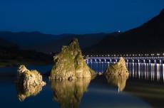 오색찬란 단양의 밤풍경 '황홀', 국내여행, 여행정보