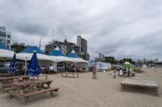 사시사철 바다에서 즐기는 캠핑, 송정해수욕장 사계절야영장, 국내여행, 여행정보