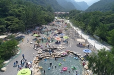 무릉 오선녀탕'에서 알뜰 피서 즐겨요!, 국내여행, 여행정보