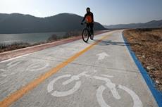 두 바퀴로 떠나는 여행! 산청군 경호강 100리 자전거길 , 국내여행, 여행정보