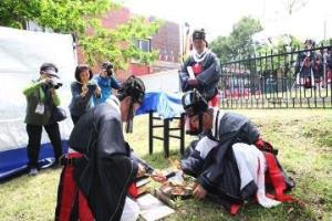 누에를 위한 제례, 선잠단과 선잠제향,서울특별시 성북구