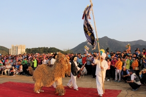 낙동강 뱃길과 부산이 담기다, 낙동강구포나루축제,부산광역시 북구