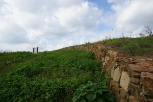 선조들의 지혜를 엿볼 수 있는 곳, 마로산성,전라남도 광양시