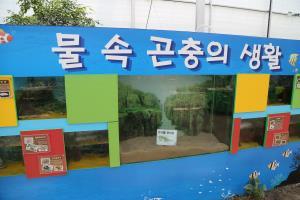 하수처리장 속 작은 생태계, 구리시 곤충생태관,경기도 구리시