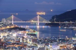 아름다운 항구 도시, 여수 10경,전라남도 여수시