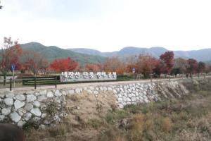 가을을 수놓는 단풍의 고장 '내장산 단풍 생태공원',전라북도 정읍시