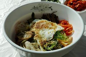 건강과 영양을 한 그릇에, 구례 '산채비빔밥', 국내여행, 여행정보